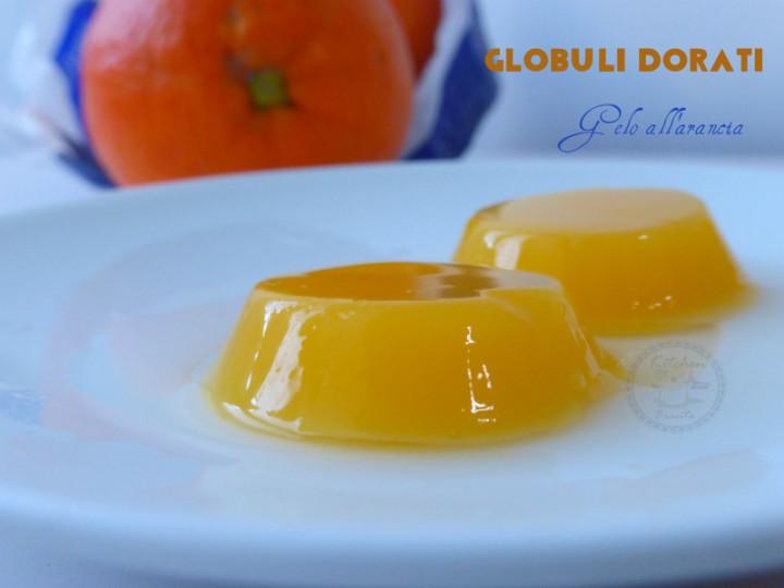 gelo d arancia -globulos dourados youtube
