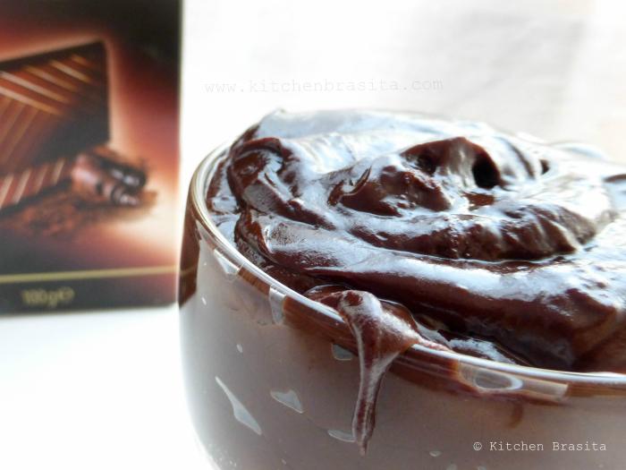 ganache al cioccolato perfetta