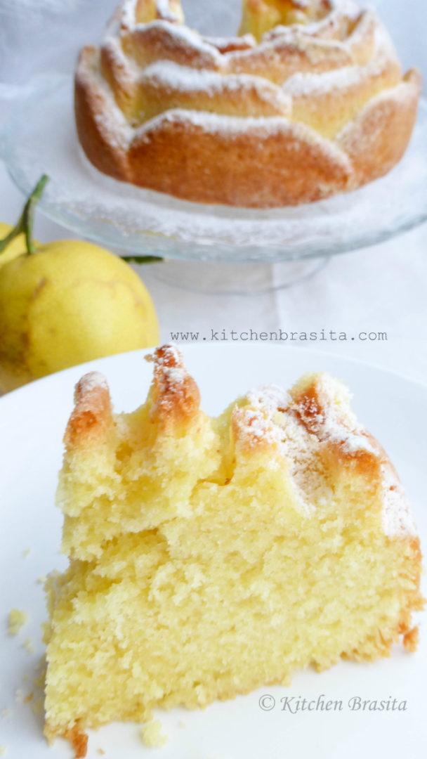 torta limone soffice