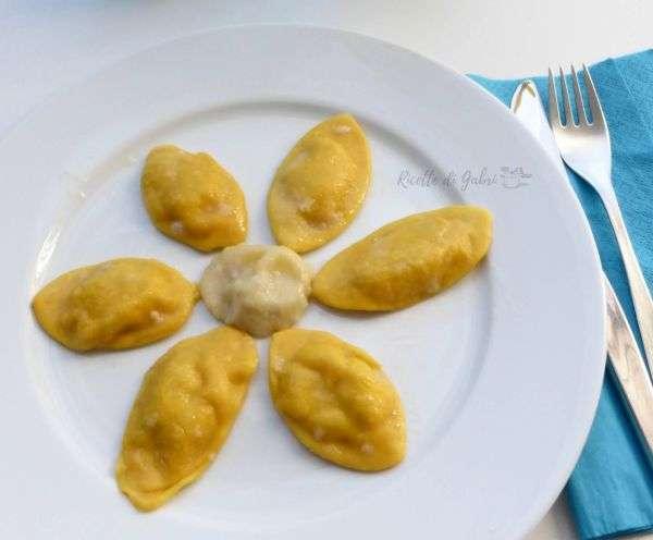 ravioli ricotta e tartufo ricette gabri