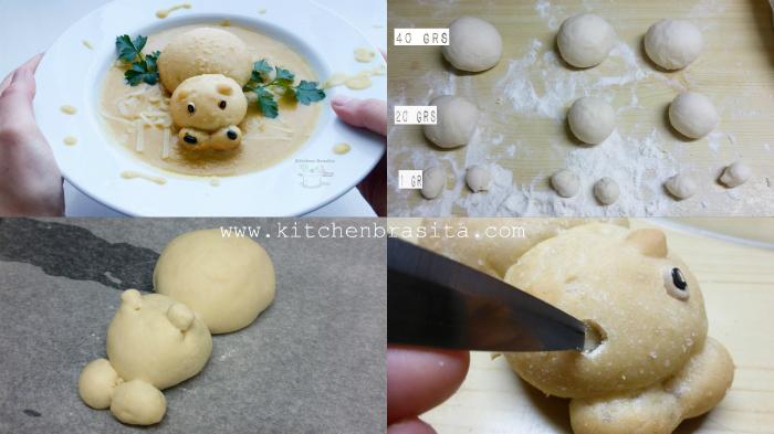 come fare il pane ippopotamo