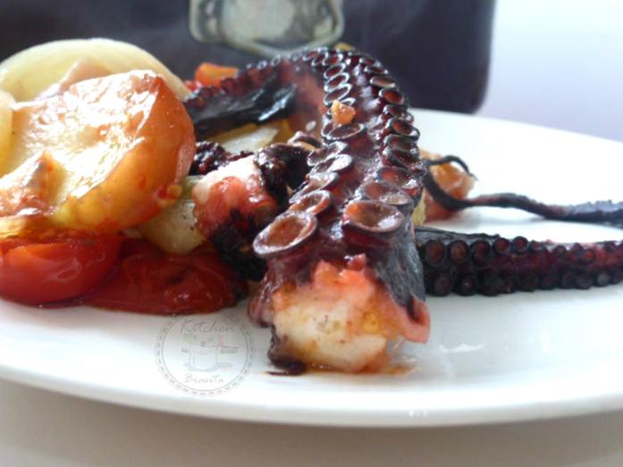 polvo a lagareiro ricetta portoghese