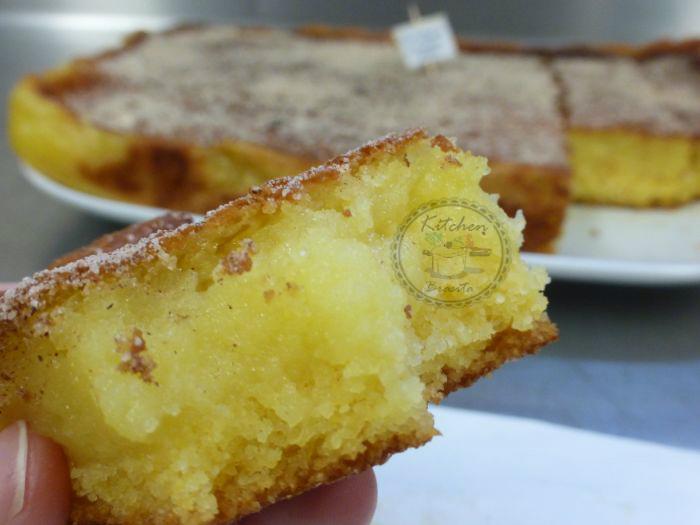 torta magica di polenta