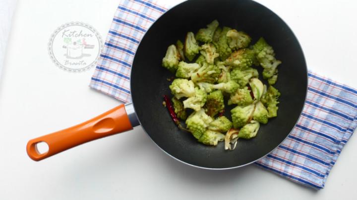 broccoli ripassati buonissimi