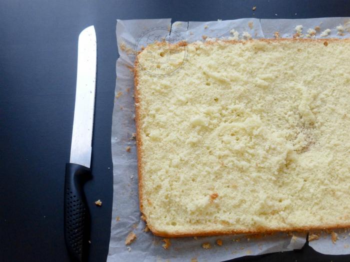 pan di spagna rettangolare perfetto (senza lievito) 4
