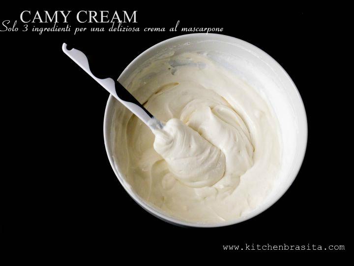 camy cream 3 ingredienti