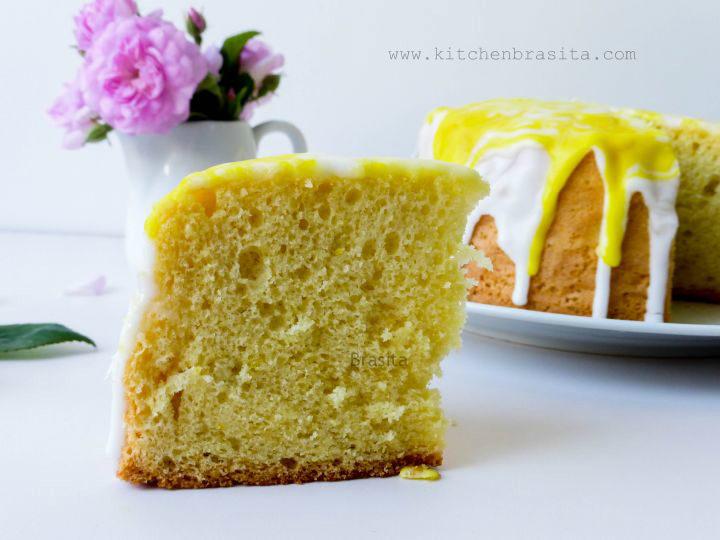 torta limone sofficissima
