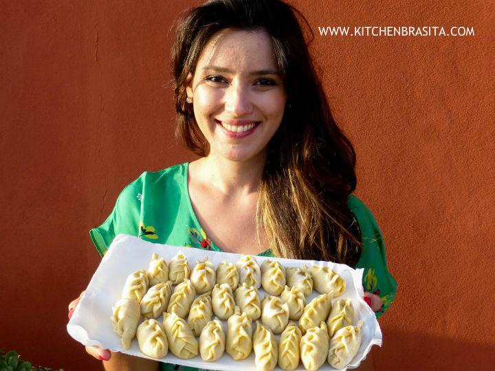 Brasita -ricetta culurgiones sardi ravioli patate