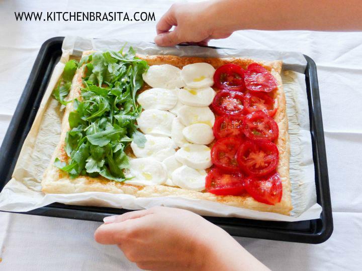sfoglia italia tricolore