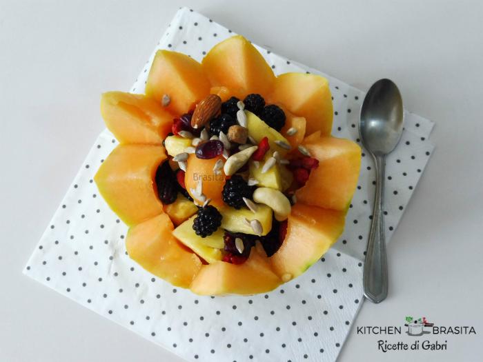 macedonia estiva melone more goji ananas