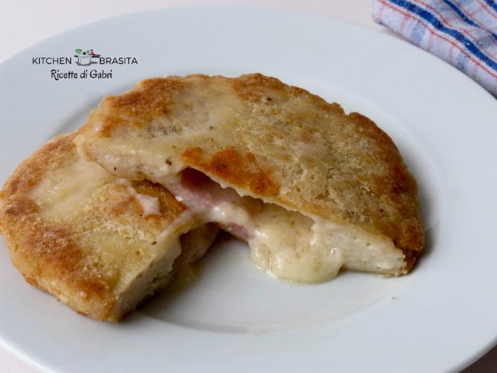 ricetta cordon belu pollo facile