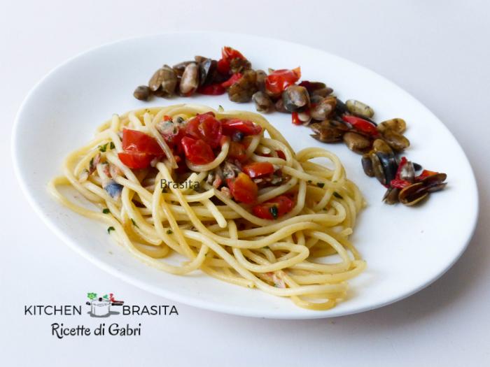 ricetta spaghetti alle telline