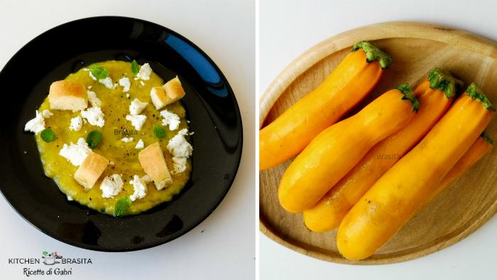 zucchine gialle ricette facili e veloci