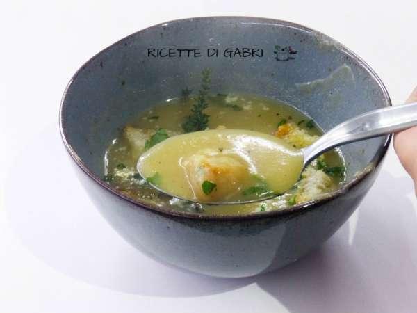 cipolle zuppa vellutata