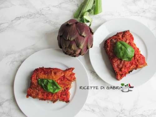 carciofi ricette carciofi a parmigiana