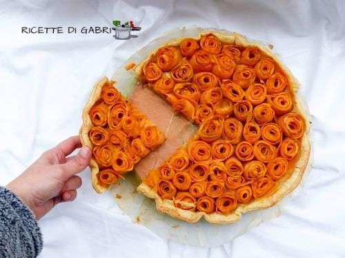 ricette patate dolci torta rose di patate