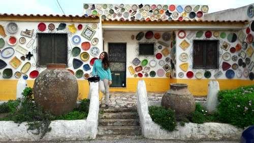 ceramiche a forma di frutta ceramiche portoghesi