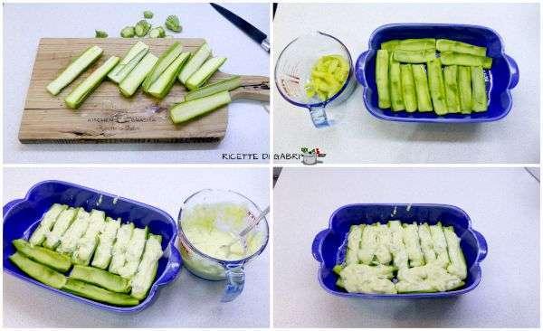 come fare le zucchine ripiene
