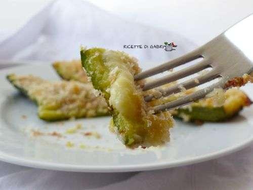 zucchine ripiene ricetta facile