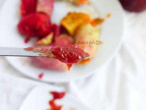 marmellata fichi d india senza sbucciare