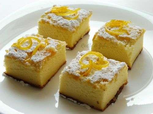 torta magica al limone ricette di gabr