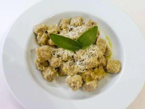 ricetta gnocchi di castagne fresche