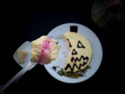 torta zucca di halloween zuppa inglese
