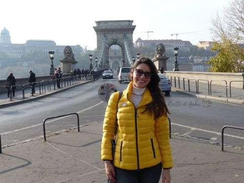 ponte budapest fiume Danubio