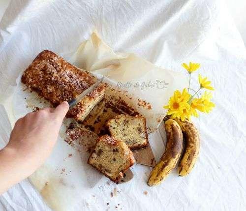ricette con banane mature dolce alle banane torta