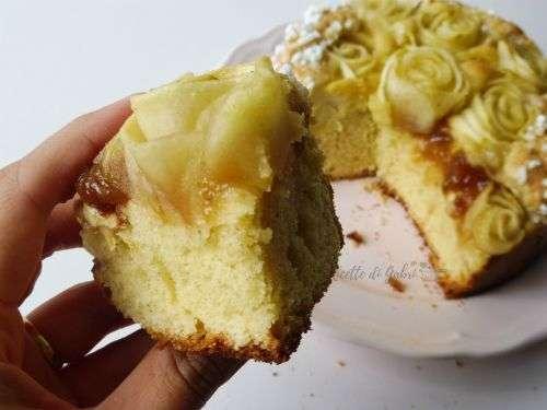 torta di mele facile buona e bella