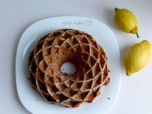 torta 5 minuti limone