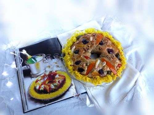 torta dei re magi bolo rei ricetta facile natale