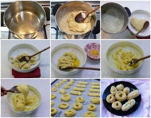 bigne pasta choux facile all olio senza burro ricetta infallibile