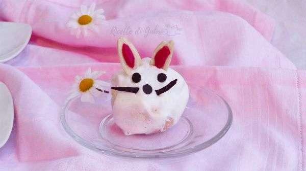 coniglietti bignè pasqua bunny easter recipe