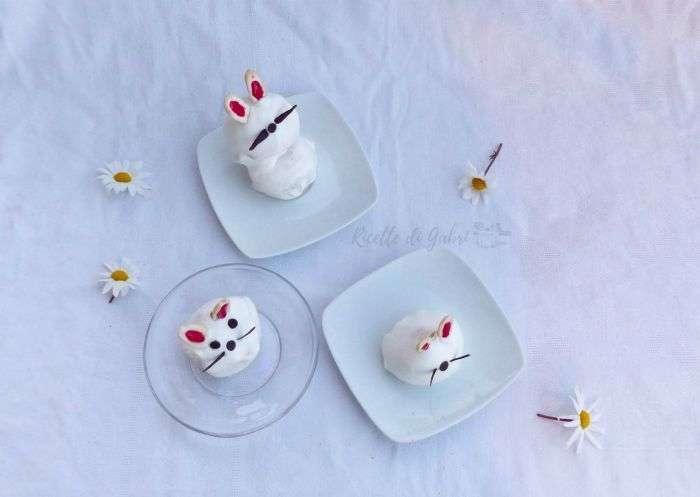 coniglietti torta bigne pasqua idee dolci