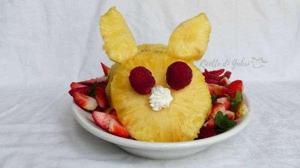 easter bunny ananas coniglietto pasqua