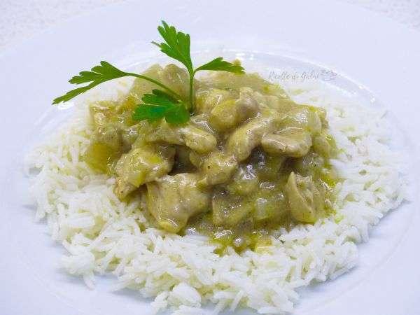 pollo al latte di cocco cremoso facile e veloce ricetta secondo salva cena