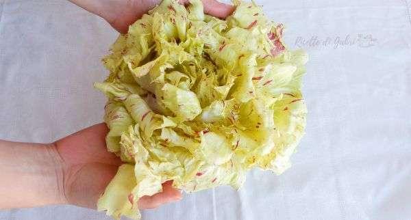 radicchio variegato castelfranco ricette