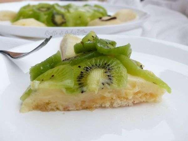 ricette con kiwi crema tartaruga