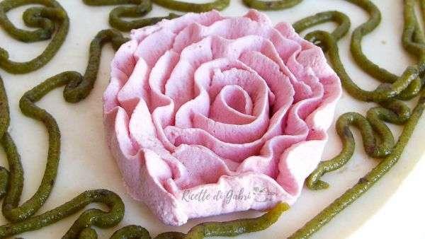 rosa di panna montata come fare