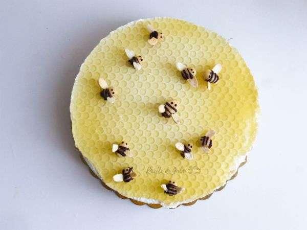 cheesecake nido d ape torta senza cottura mascarpone