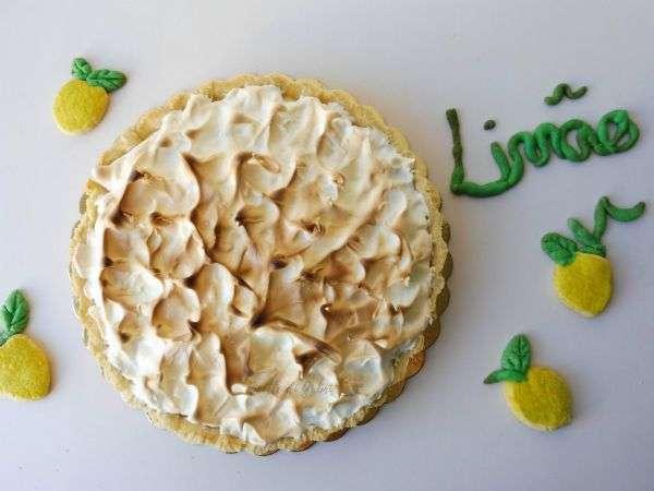 crostata con crema al limone torta di lime limone brasiliana