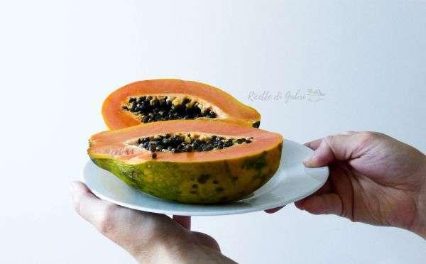 papaia papaya ricette facili frutta proprietà