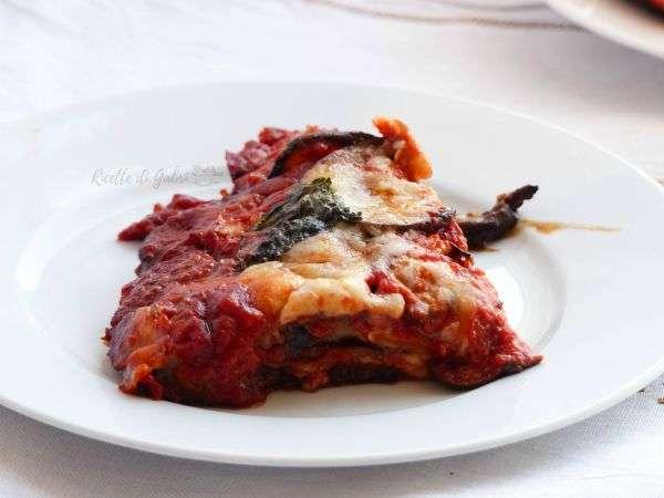 parmigiana melanzane padella light ricetta facile con melanzane grigliate