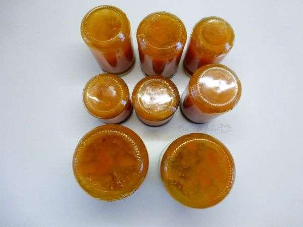 ricetta marmellata di albicocche con poco zucchero