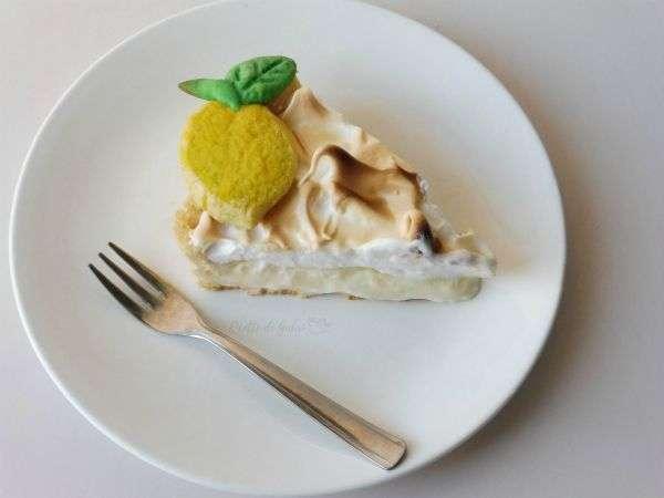 torta al lime limone torta fredda crema limone