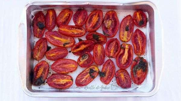 Pomodori arrosto in forno ricetta facile e veloce contorno
