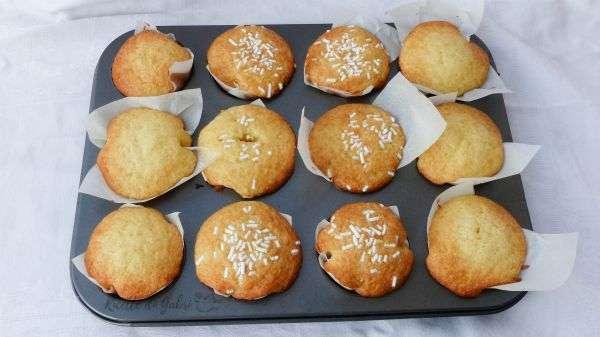 muffins sofficissimi yogurt limone ricetta facile