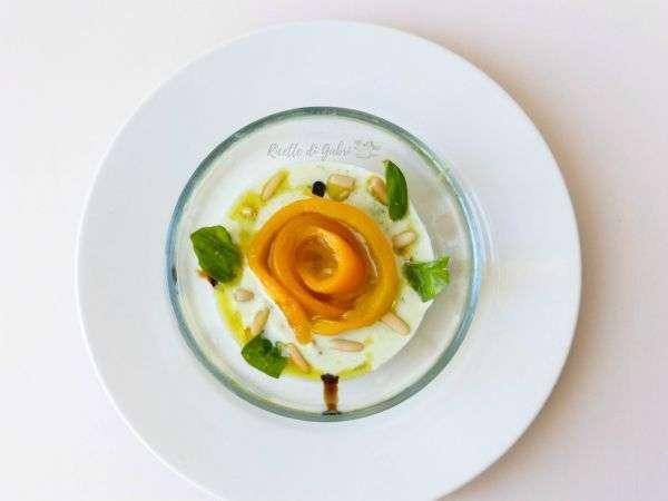 rose di peperone spellato ricette con peperoni