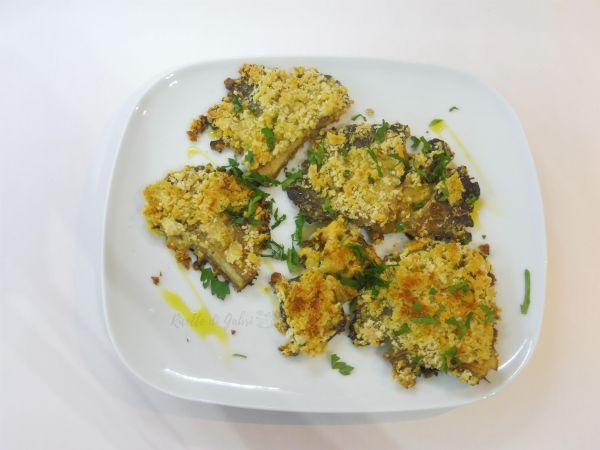 Funghi pleurotus al forno ricetta facile